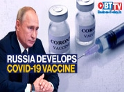 Russia develops first COVID-19 vaccine within two months of human trials