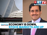 Why stock markets are on the rise, unaffected by the economy