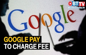 Google Pay to charge transfer fee; remove web app services