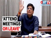 'Attend the meetings or leave', says Goyal to BIS council members