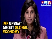 Global economy projected to grow at 5.5 per cent: Gita Gopinath