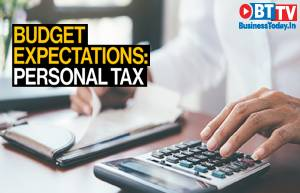 Homi Mistry of Deloitte India on expectations for personal tax concessions