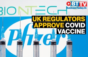 UK first country to approve Pfizer & BioNTech's COVID-19 vaccine