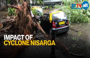 Cyclone Nisarga: How Mumbai's first cyclone in a century lashed western India