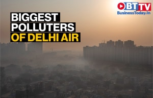 Stubble burning or traffic in Delhi? Air pollution gets worse in capital
