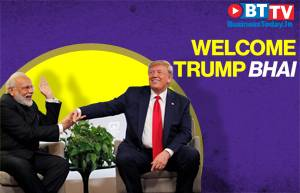Trump visit: Internet has fun with Modi-Trump memes