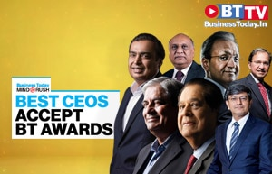 Business Today honours India Inc's Best CEOs