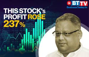 Jhunjhunwala-owned stock hits all-time high after net profit rises 237%