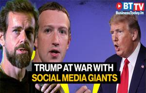 US President Trump to sign order against social media firms; FB, Twitter respond
