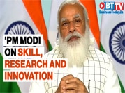 PM Modi stresses on innovation, employability, research and skill development