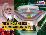 PM launches work for new parliament building with hi-tech facilities