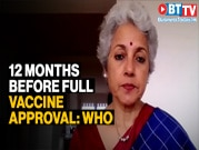12 months before full vaccine approval: WHO's Chief Scientist