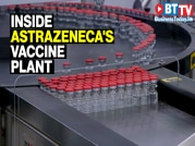 Inside AstraZeneca's vaccine bottling plant
