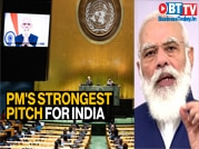 PM Modi calls for mega reforms at UN General Assembly