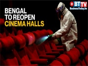 Cinema halls to reopen in Bengal next month, with COVID-19 restrictions