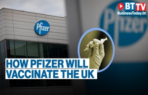 From factory to common man, how Pfizer will distribute the vaccine