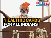 Modi announces launch of Digital Health Mission on India's Independence Day