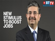 Giving money directly for creation of jobs is a crucial step: Uday Kotak