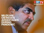 Nandan Nilekani: India can be an alternative manufacturing site