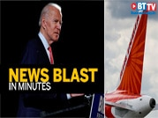 US to send India Covishield raw materiaL; Air India to get oxygen from the US
