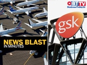 Ban on international flights till Oct 31; GSK CEO on COVID vaccine availability
