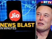 Elon Musk richest person in world; Jio buys spectrum worth Rs 57,123 cr