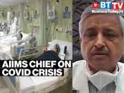 India may see 3rd wave, lockdown needed to beat this one: AIIMS Chief