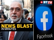 ED seizes Mallya's assets; FB to remove false claims about COVID vaccines;