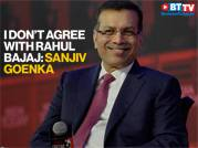 Sanjiv Goenka disagrees with Rahul Bajaj, says no fear among industrialists