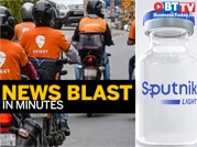 Swiggy prioritises Genie orders; Sputnik Light shows 80% efficacy