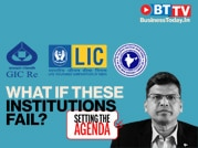 First big step in creating 'Too Big To Fail' framework for LIC, GIC Re and New India