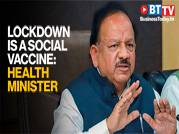 Coronavirus lockdown is a social vaccine, says Harsh Vardhan