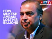 How RIL chairman Mukesh Ambani lost $5.8 bn in a day