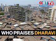 Coronavirus: WHO chief praises Dharavi's containment strategy