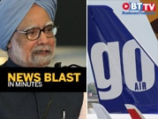 Singh gives tips to fix economy; AAI puts GoAir on cash-and-carry mode