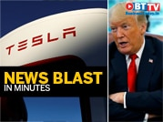 Tesla sets up company in Bengaluru; Trump denies responsibility for Capitol siege