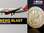 Bitcoin hits record high at $62,741; Air India sale to close by September
