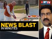 Bezos pays tribute to Gandhi; KM Birla on global trends of the decade
