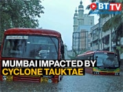 Cyclone Tauktae becomes 'very severe', hitting west coast, lashing Mumbai