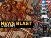 Bitcoin crosses $20k mark; COVID slows auto sector recovery