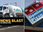 Domino's andar bahar game database hacked; Railways transports liquid oxygen