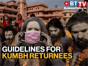 COVID second wave: States issue guidelines for Kumbh returnees
