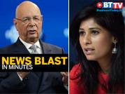 Founder Klaus Schwab's message at WEF 2020; Gopinath on global growth