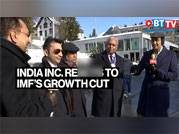 WEF 2020: India Inc reacts to IMF's growth forecast cut