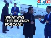 Davos 2020: MP CM Kamal Nath questions the urgency of CAA
