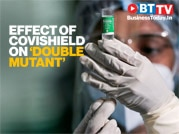 How effective is Covishield against the double mutant?