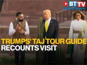 Trump's Taj tour guide shares what Trump, First Lady asked him about Taj