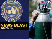 WHO warns of oxygen shortage; IMF lowers 2020 global growth forecast