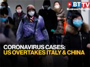 Coronavirus update: US surpasses Italy, China in total cases
