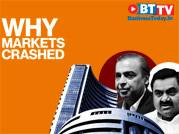 Virus hits markets: Factors behind the Sensex, Nifty crash